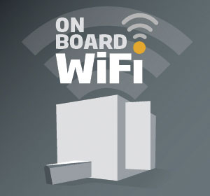 On Board WiFi