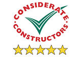 Considerate Construction logo
