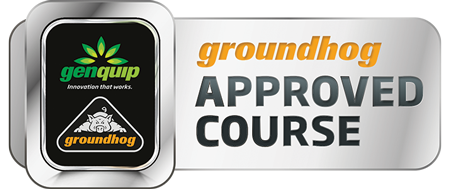groundhog approved course